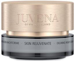 Парфюмерия и Козметика Нощен омекотяващ крем за лице - Juvena Rejuvenate Delining Night Cream Normal to Dry Skin