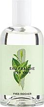 Парфюмерия и Козметика Yves Rocher The Vert - Освежаваща вода