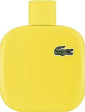Парфюмерия и Козметика Lacoste Eau de Lacoste L.12.12 Yellow (Jaune) - Тоалетна вода