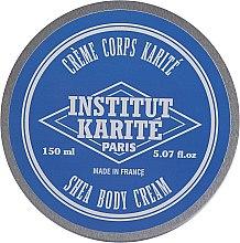 Парфюмерия и Козметика Крем за тяло с масло от ший - Institut Karite Milk Cream Shea Body Cream