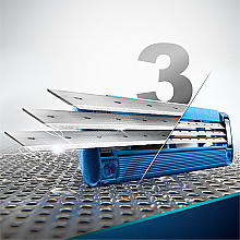 Ножчета за бръснене - Gillette Mach3 Turbo — снимка N6