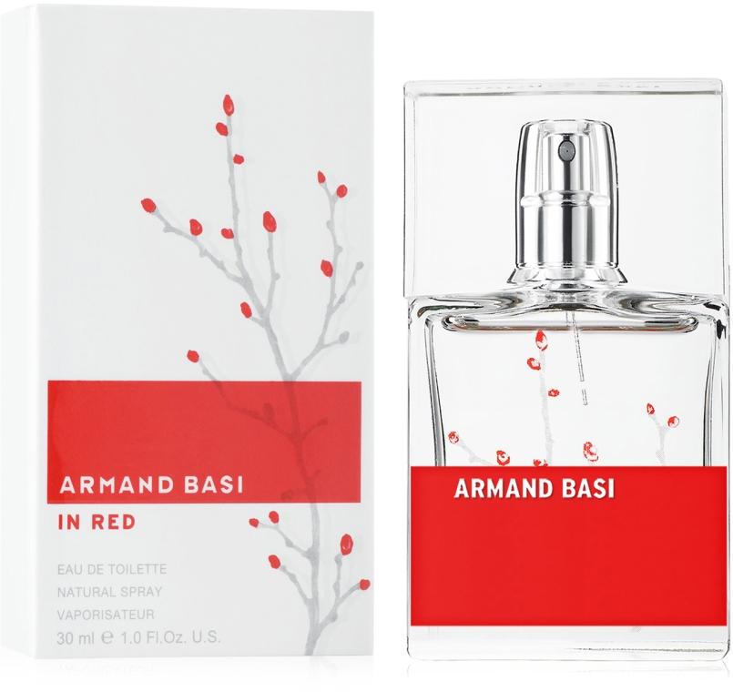 Armand Basi In Red - Тоалетна вода — снимка N3