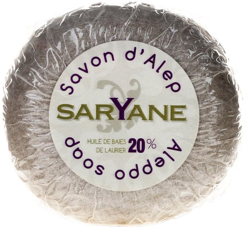 Сирийски сапун - Saryane Authentique Savon DAlep 20% — снимка N1