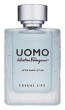 Парфюмерия и Козметика Salvatore Ferragamo Uomo Casual Life - Лосион след бръснене