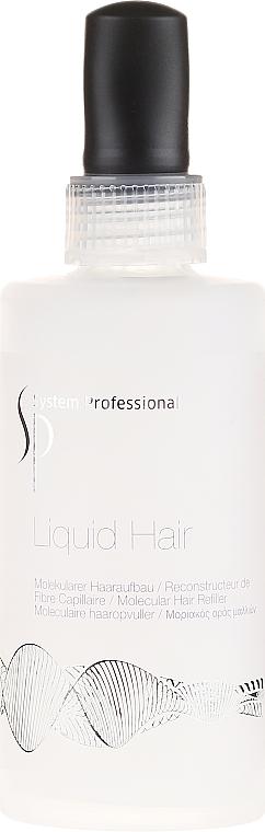 Молекулярен серум за коса - Wella SP Liquid Hair Molecular Hair Refiller — снимка N2
