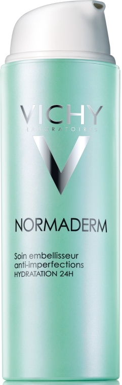 Средство за комплексна корекция на проблемна кожа - Vichy Normaderm Sain Embellisseur Anti-Imperfections Hydratation 24H