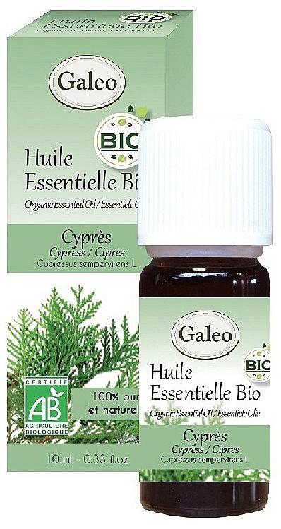 Органично етерично масло от кипарис - Galeo Organic Essential Oil Cypress — снимка N1