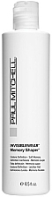 Парфюмерия и Козметика Моделиращ гел за коса с гъвкава фиксация - Paul Mitchell Invisiblewear Memory Shaper