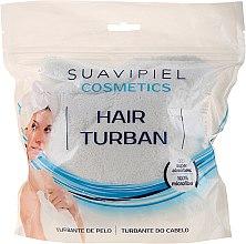 Парфюмерия и Козметика Тюрбан за коса - Suavipiel Cosmetics Hair Turban
