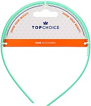 Парфюмерия и Козметика Диадема за коса, 27871, мента - Top Choice