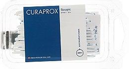Парфюми, Парфюмерия, козметика Конец за зъби и клечка за зъби в едно - Curaprox Flosspic DF 967