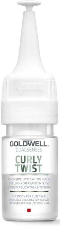 Серум за чуплива коса - Goldwell Dualsenses Curly Twist Intensive Hydrating Serum — снимка N3
