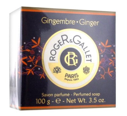 Roger & Gallet Gingembre - Парфюмен сапун — снимка N2