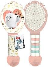 Парфюми, Парфюмерия, козметика Детска четка за коса - Corsair The Secret Life of Pets Kids Hair Brush