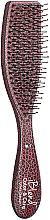 Парфюмерия и Козметика Четка за боядисване на коса, червена - Olivia Garden iBlend Color & Care