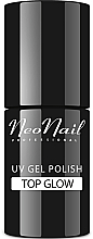 Парфюмерия и Козметика Топ за гел лак - NeoNail Professional Top Glow