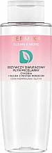 Парфюмерия и Козметика Двуфазна мицеларна вода с цикороя и масло от касис - Dermika Clean & More