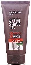 Парфюми, Парфюмерия, козметика Гел за след бръснене - Babaria Men After Shave Gel