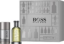 Парфюми, Парфюмерия, козметика Hugo Boss Bottled - Компелкт (тоал. вода/50ml + део/75ml)