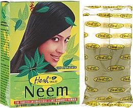 Парфюми, Парфюмерия, козметика Прахообразна маска за коса против пърхот - Hesh Neem Leaves Powder