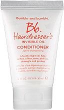 Парфюмерия и Козметика Възстановяващ шампоан за суха коса - Bumble and Bumble Hairdresser's Invisible Oil Conditioner Travel Size
