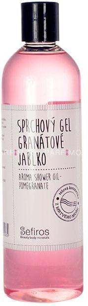 "Масло за душ ""Нар"" - Sefiros Aroma Shower Oil Pomegranat — снимка N1"