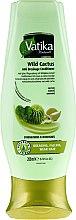 Парфюмерия и Козметика Балсам за коса с кактус - Dabur Vatika Wild Cactus Anti-Breakage Conditioner