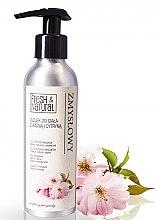 Парфюми, Парфюмерия, козметика Масло за тяло с вишна и лимон - Fresh&Natural