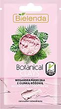 Парфюми, Парфюмерия, козметика Маска за лице с розова глина за чувствителна кожа - Bielenda Botanical Clays