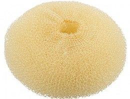 Парфюми, Парфюмерия, козметика Гъба за кок 110 мм - Lussoni Hair Bun Ring Yellow