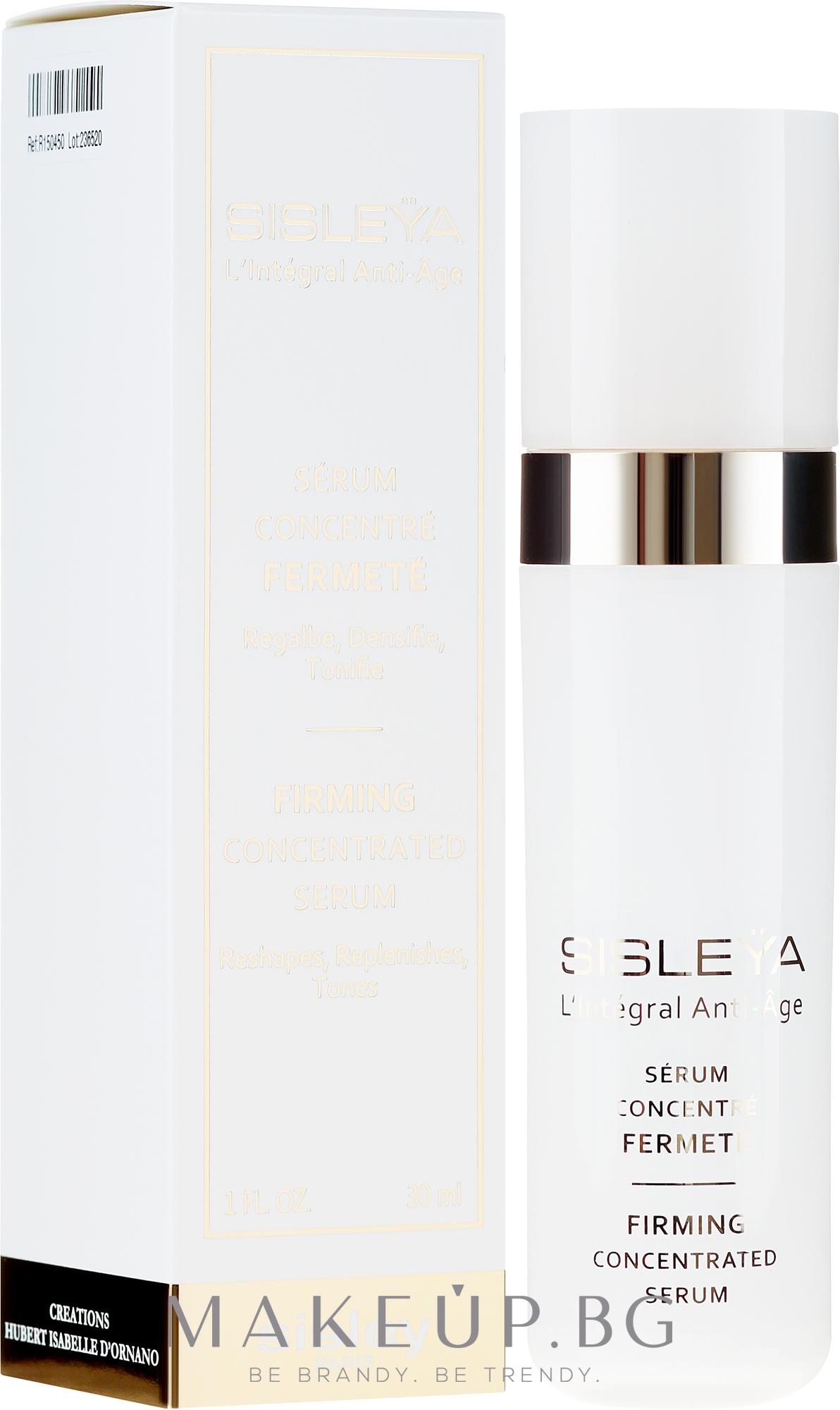 Концентриран серум за еластична кожа - Sisley L'Integral Anti-Age Firming Concentrated Serum — снимка 30 ml