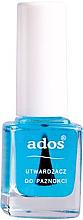 Парфюмерия и Козметика Заздравител за нокти - Ados