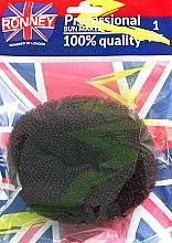 Парфюми, Парфюмерия, козметика Гъба за кок, кафява - Ronney Professional Bun Maker