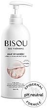 Парфюмерия и Козметика Защитен и хидратиращ крем-балсам за ръце - Bisou Bio-Therape Help My Hands