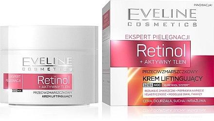 Eveline Cosmetics Skin Care Expert Retinol Lifting Cream..