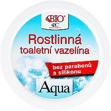 Парфюмерия и Козметика Вазелин с екстракт от водорасли - Bione Cosmetics Dead Sea Minerals Plant Vaseline With Seaweed Extract