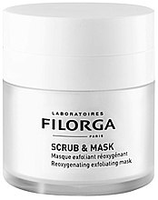 Парфюми, Парфюмерия, козметика Ексфолираща скраб-маска - Filorga Scrub & Mask