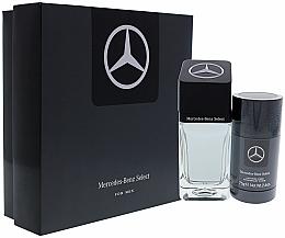 Парфюмерия и Козметика Комплект - Mercedes Benz Select Gift Set (тоал. вода/100ml + део стик/75ml)