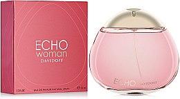 Парфюми, Парфюмерия, козметика Davidoff Echo woman - Парфюмна вода