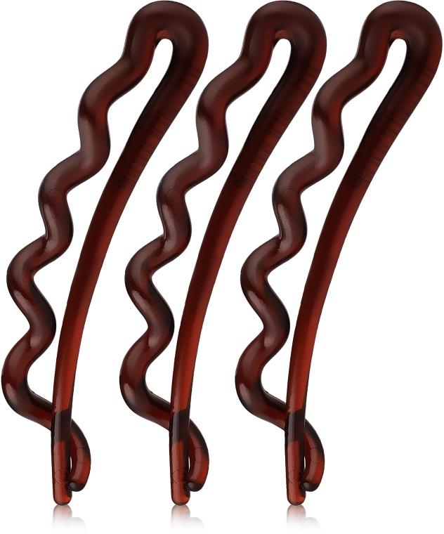 Щипки за коса - Invisibobble Waver Pretty Dark — снимка N1