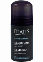 Парфюми, Парфюмерия, козметика Рол-он дезодорант без алкохол - Matis Reponse Homme Alcohol Free Deodorant roll-on