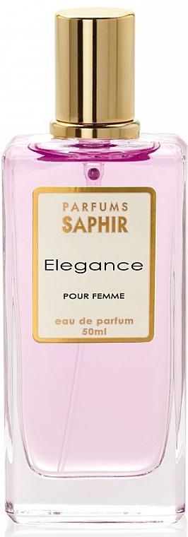 Saphir Parfums Elegance - Парфюмна вода