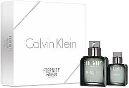 Парфюми, Парфюмерия, козметика Calvin Klein Eternity for Men Intense - Комплект тоалетна вода (edt/100ml + edt/30ml)