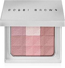 Парфюми, Парфюмерия, козметика Озаряваща пудра за лице - Bobbi Brown Brightening Finishing Powder (Bronze Glow)
