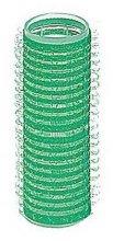 Парфюмерия и Козметика Ролки за коса , 20 мм, 10 бр., зелени - Donegal Hair Curlers
