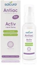 Парфюми, Парфюмерия, козметика Спрей против акне - Salcura Antiac Activ Liquid Spray