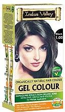 Парфюми, Парфюмерия, козметика Безамонячна боя за коса - Indus Valley Gel Colour