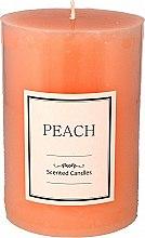 """Парфюмерия и Козметика Ароматна свещ """"Праскова"""" - Artman Peach Candle"""