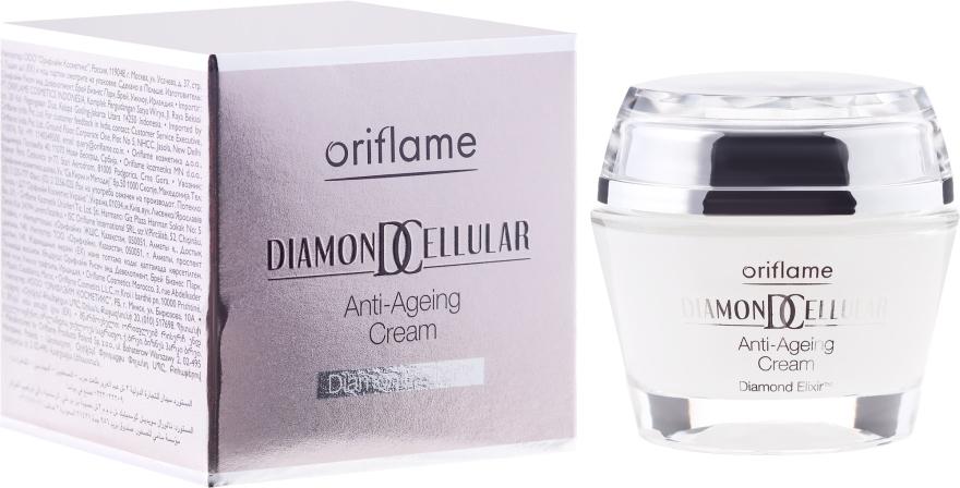 Подмладяващ клетъчен крем - Oriflame Diamond Cellular Anti-Aging Cream — снимка N1