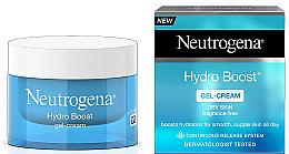 Парфюми, Парфюмерия, козметика Хидратиращ крем-гел за лице - Neutrogena Hydro Boost Gel Cream Moisturiser